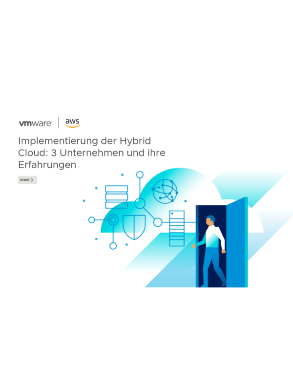 Implementierung der Hybrid Cloud: 3 Unternehmen und ihre Erfahrungen