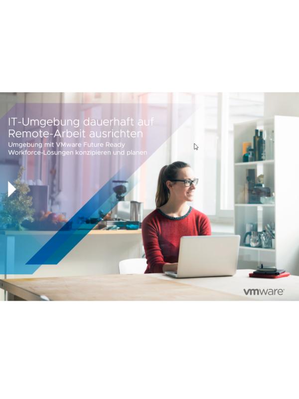 IT-Umgebung dauerhaft auf Remote-Arbeit ausrichten
