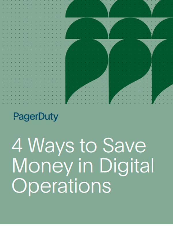 Digital Operations: 4 Möglichkeiten Geld zu sparen
