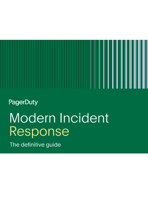 Moderne Reaktion auf Vorfälle – Der maßgebliche Leitfaden