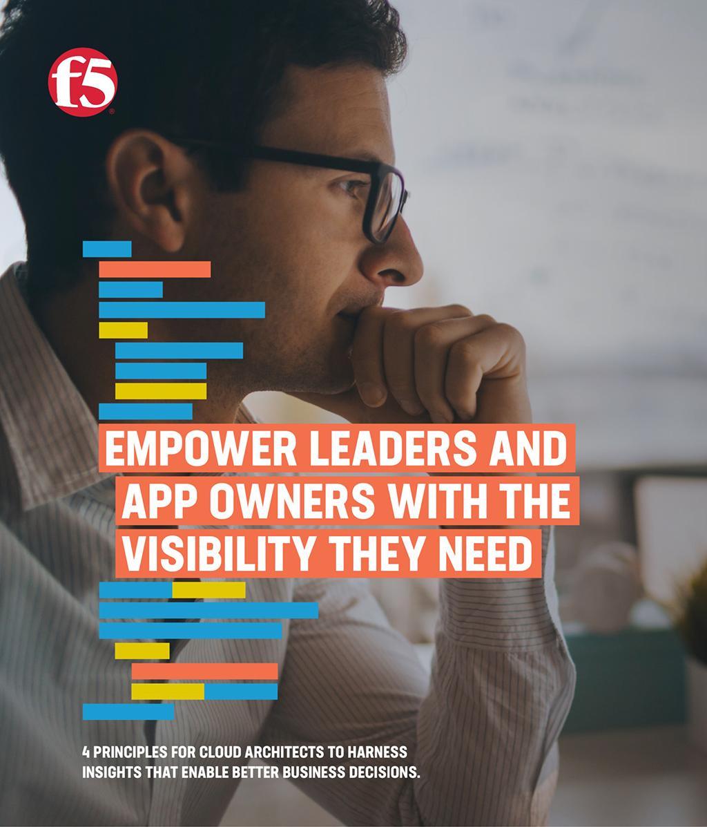 Geben Sie Führungskräften und App-Betreibern die Sichtbarkeit, die sie benötigen