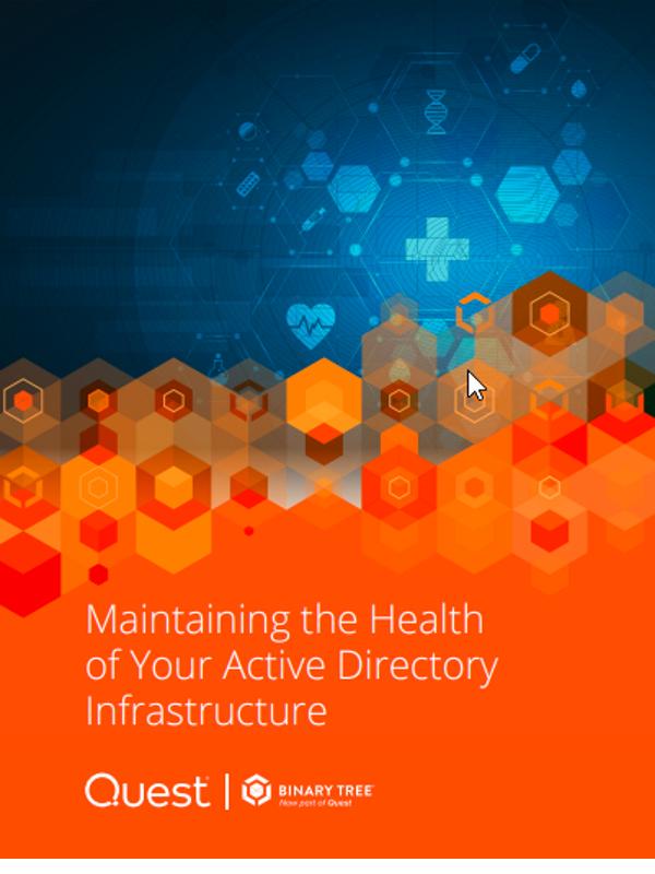 So erhalten Sie den Zustand Ihrer Active Directory-Infrastruktur auch in Zukunft
