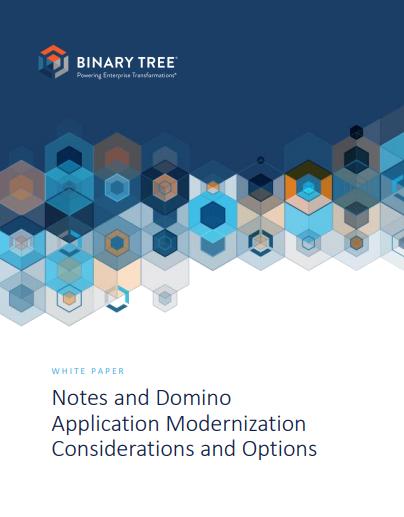 Betrachtungen und Alternativen für moderne Notes- und Domino-Anwendungen