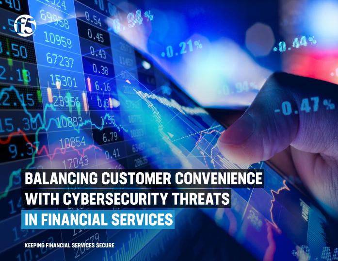 Ausgleich der Benutzerfreundlichkeit und die Cybersicherheitsbedrohungen in Finanzdienstleistungen
