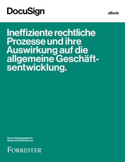 Ineffiziente rechtliche Prozesse und ihre Auswirkung auf die allgemeine Geschäftsentwicklung