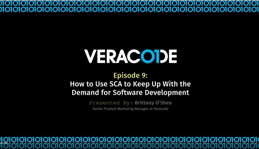 Wie nutzt man SCA, um im Wettbewerb der Softwareentwicklung mitzuhalten?