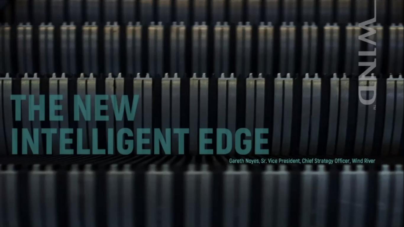 Webinar: Die neue Intelligent Edge