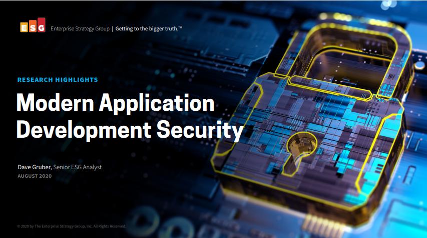 Sicherheit in der modernen Anwendungsentwicklung