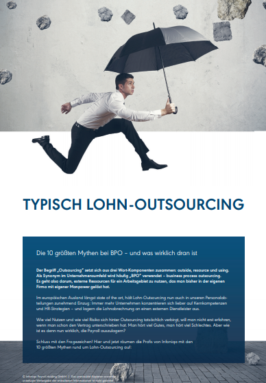 Typisch Lohn-Outsourcing?