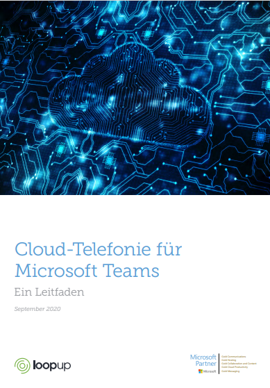 Cloud-Telefonie für Microsoft Teams