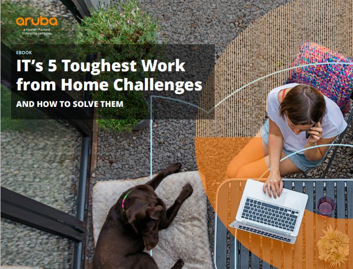 Die 5 größten Homeoffice Herausforderungen der IT