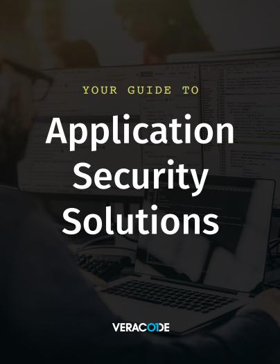 Warum benötigen Sie Anwendungssicherheit?