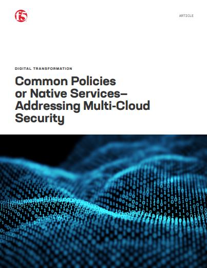 Multi-Cloud-Sicherheit: Allgemeine Richtlinien oder Native-Services?
