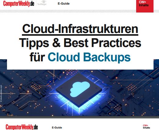 Cloud-Infrastrukturen: Tipps & Best Practices für Cloud Backups