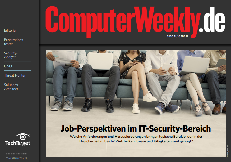 Job-Perspektiven im IT-Security-Bereich