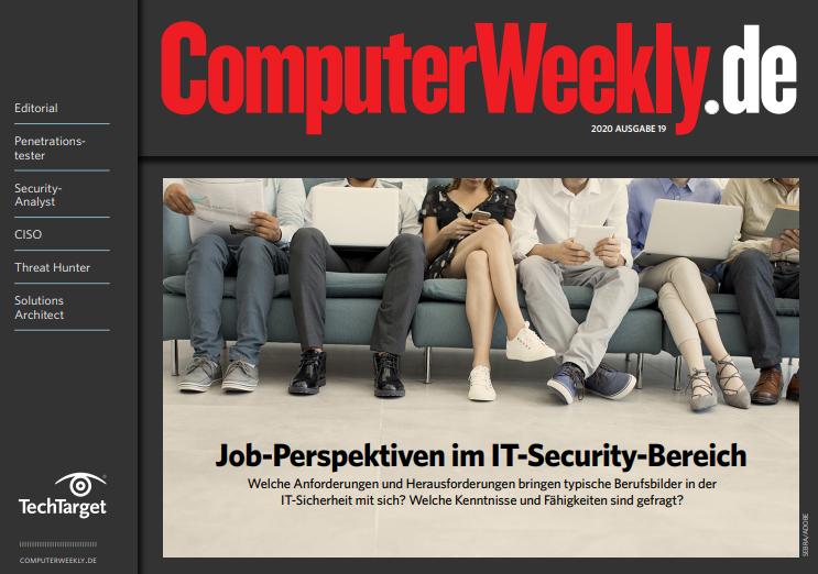 Job-Perspektiven im IT-Security-Bereich
