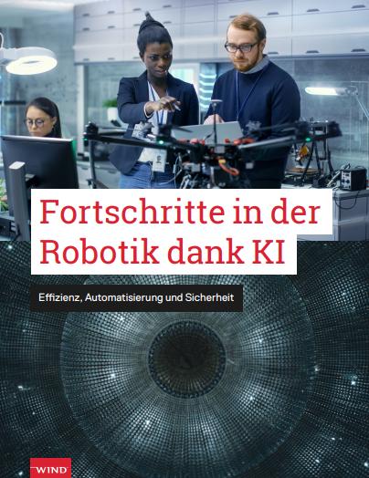 Fortschritte in der Robotik dank KI