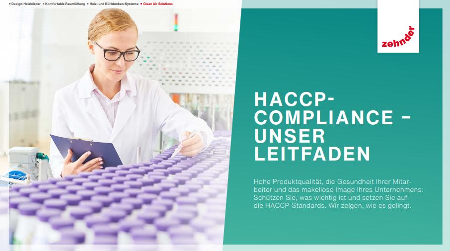 Bis zu 90 % weniger Schadstoffe: Leitfaden für Ihr HACCP-Konzept
