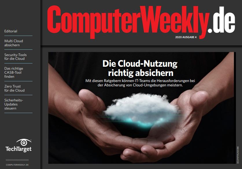 Die Cloud-Nutzung richtig absichern
