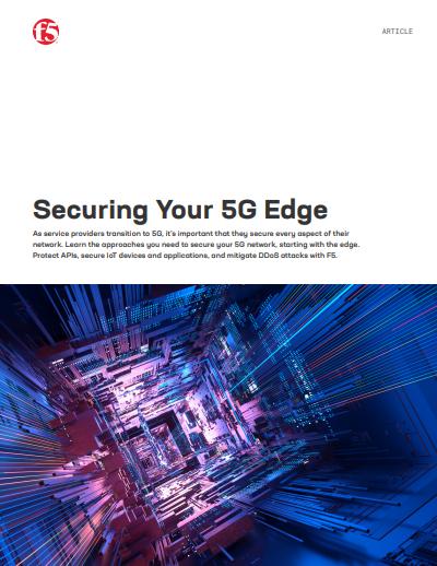 Sicherheit und 5G Edge