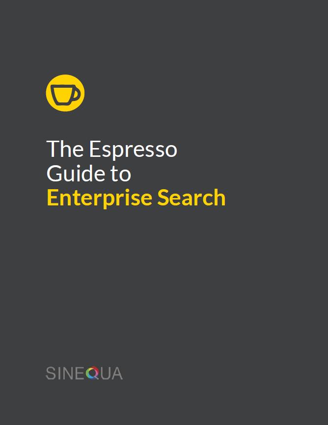 Der Espresso-Guide: Enterprise Search