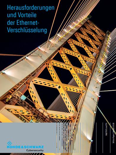 Herausforderungen und Vorteile der Ethernet-Verschlüsselung