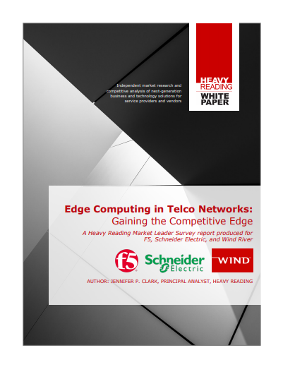 Edge Computing in Telekommunikationsnetzen: Gaining the Competitive Edge