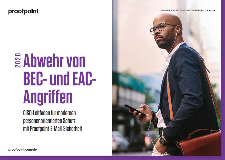 Abwehr von BEC- und EAC-Angriffen 2020