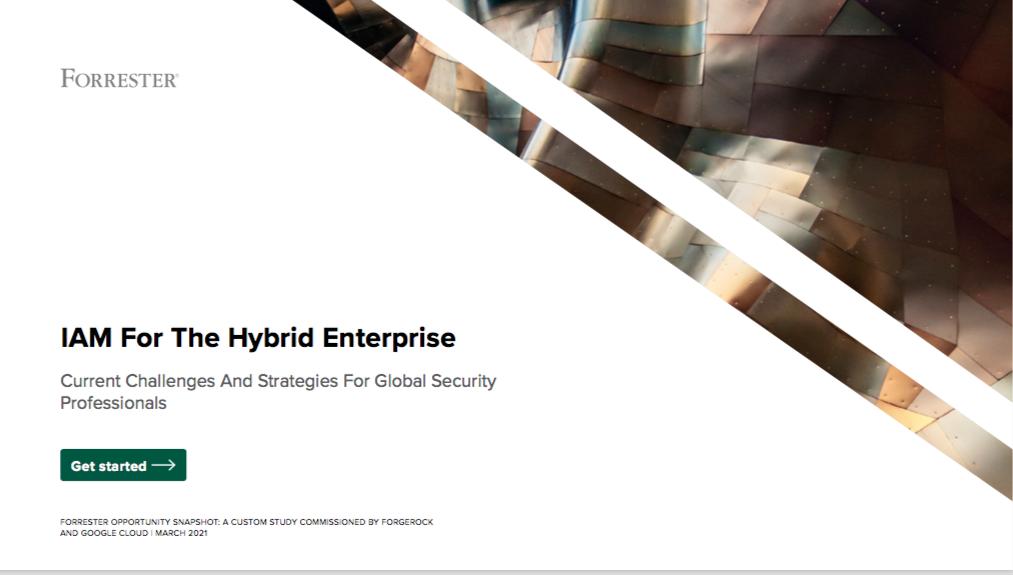 IAM für Hybrid Unternehmen