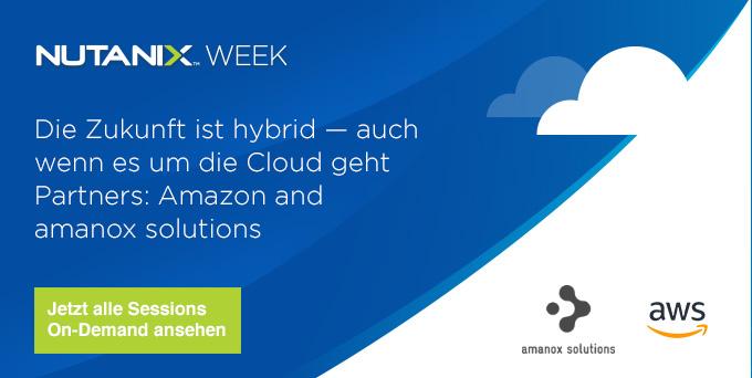 Die Zukunft ist hybrid—auch wenn es um die Cloud geht