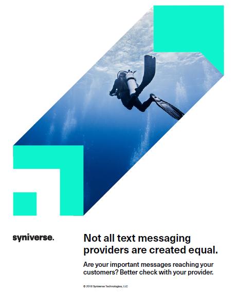 Nicht alle SMS-Anbieter sind gleich