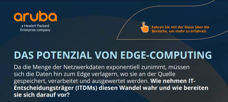 Das Potenzial von Edge – Computing