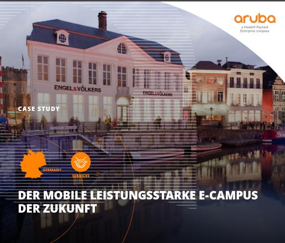 Der Mobile leistungsstarke E-Campus der Zukunf