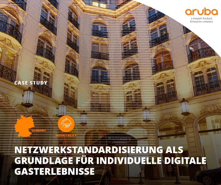 Netzwerkstandardisierung als Grundlage für individuelle digitale Gasterlebnisse