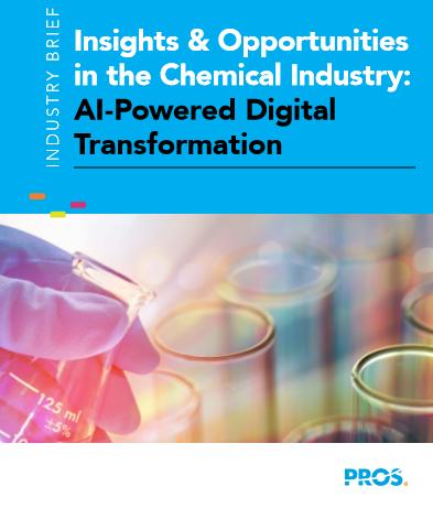 Einblicke & Perspektiven der Chemieindustrie: AI-Powered Digital Transformation