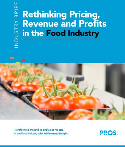 Preisgestaltung, Umsatz und Gewinn in der Lebensmittelindustrie überdenken