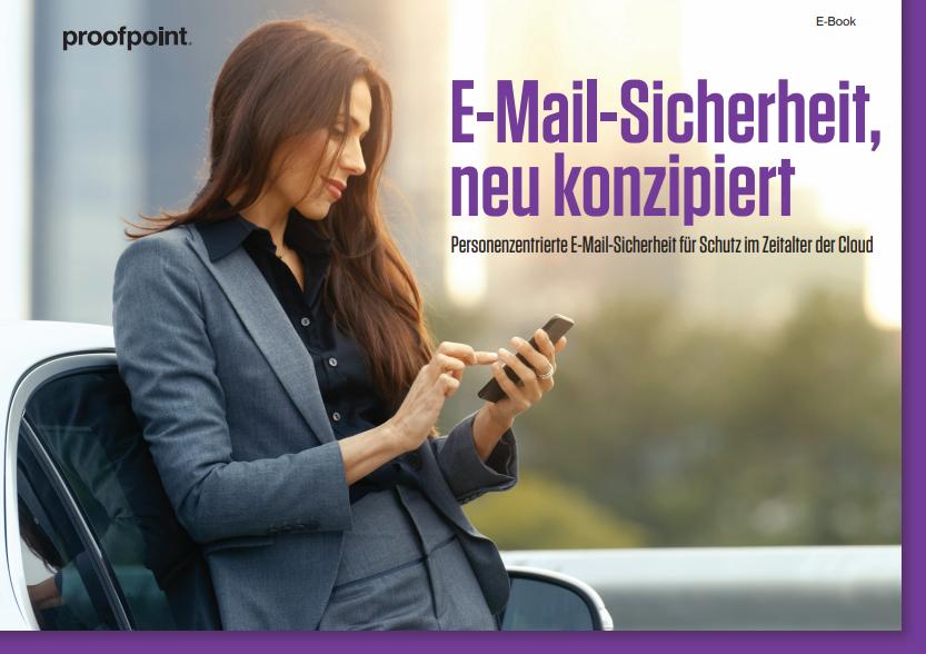 E-Mail-Sicherheit, neu konzipiert