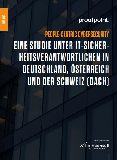 Eine Studie unter IT-Sicherheitsverantwortlichen in Deutschland, Österreich und der Schweiz
