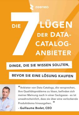 Die 7 Lügen der Data Catalog Anbieter