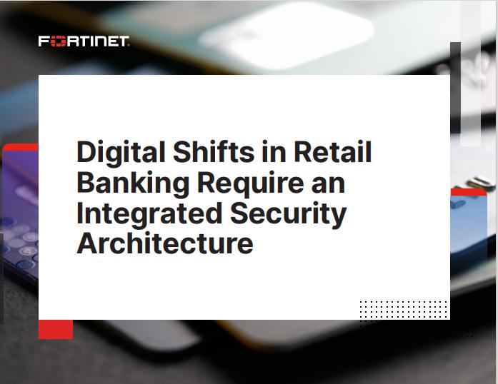 Digitaler Wandel im Endkundengeschäft der Banken verstärkt die Notwendigkeit für eine integrierte Sicherheitsarchitektur.