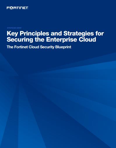 Schlüsselprinzipien und Strategien für Absicherung der Enterprise Cloud