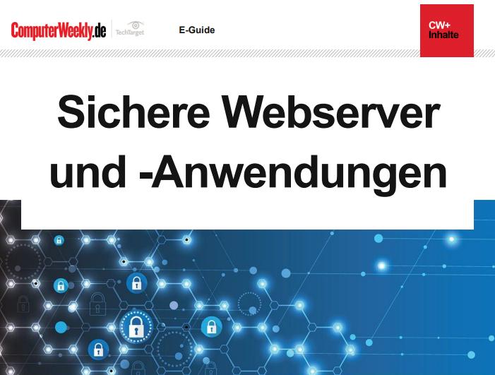 Sichere Webserver und -Anwendungen