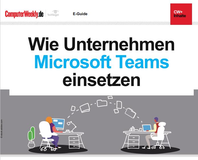 Wie Unternehmen Microsoft Teams einsetzen