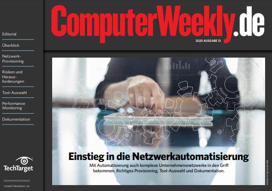 Einstieg in die Netzwerkautomatisierung