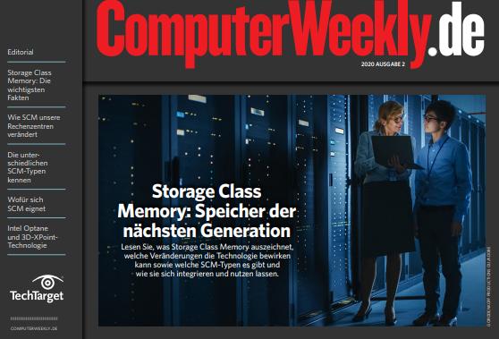 Storage Class Memory: Speicher der nächsten Generation