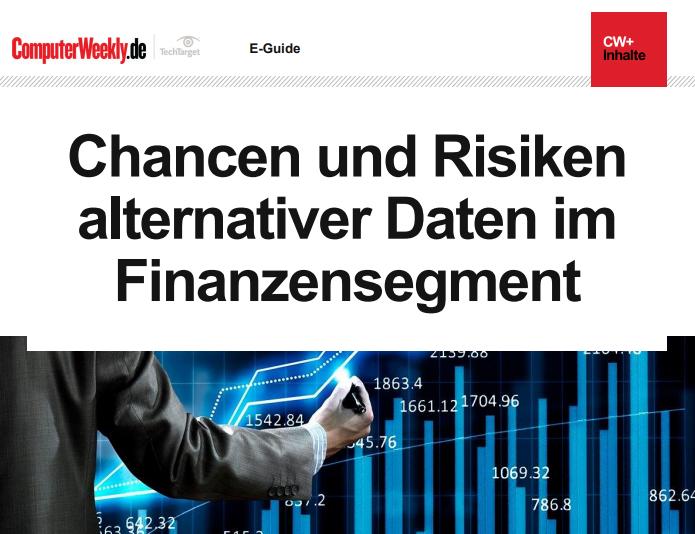 Chancen und Risiken alternativer Daten im Finanzensegment