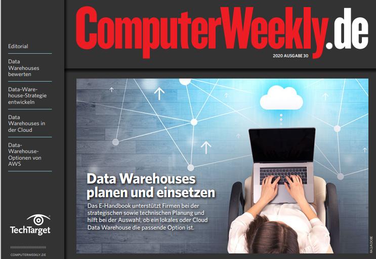 Data Warehouses planen und einsetzen
