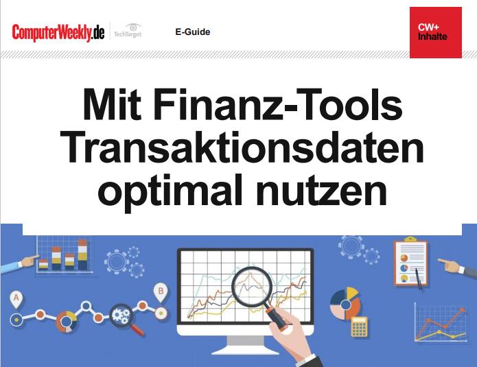 Mit Finanz-Tools Transaktionsdaten optimal nutzen