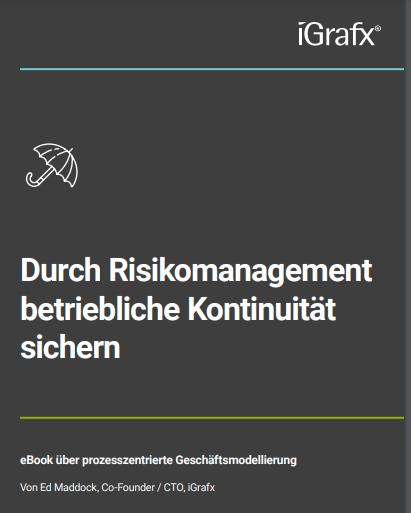 Durch Risikomanagement betriebliche Kontinuität sichern