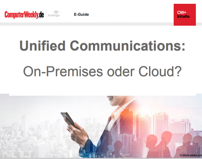 Unified Communications: On-Premises oder Cloud?